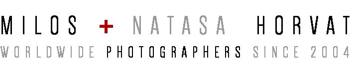 Milos + Natasa Horvat photography