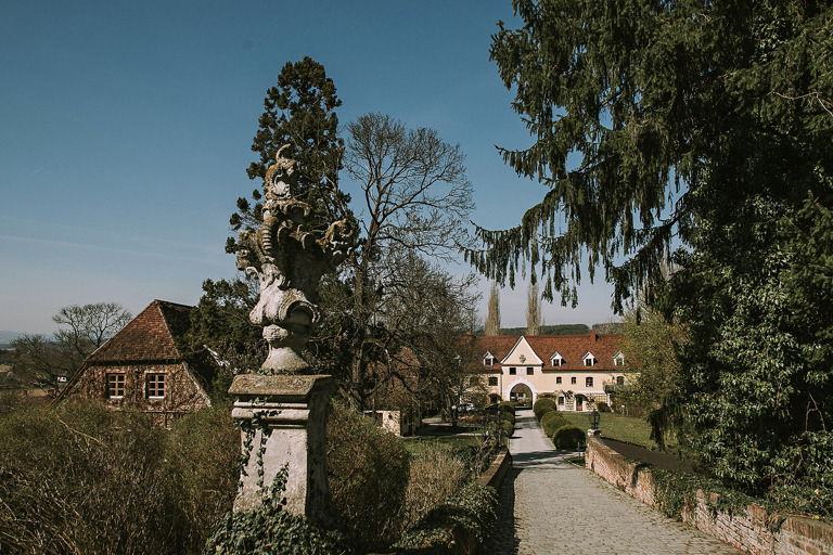 Wedding in Austria - Schloss Obermayerhofen